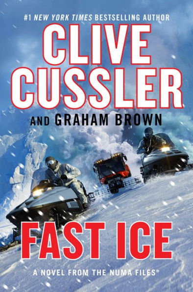 Fast Ice: A Novel from the NUMA Files