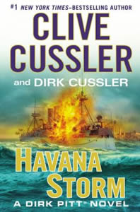 The Eye of Heaven, by Clive Cussler